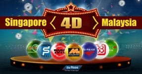 4D Singapore Malaysia – Get Live 4-Digits Lottery Results