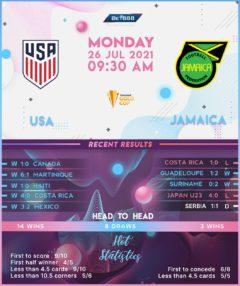 United States vs  Jamaica